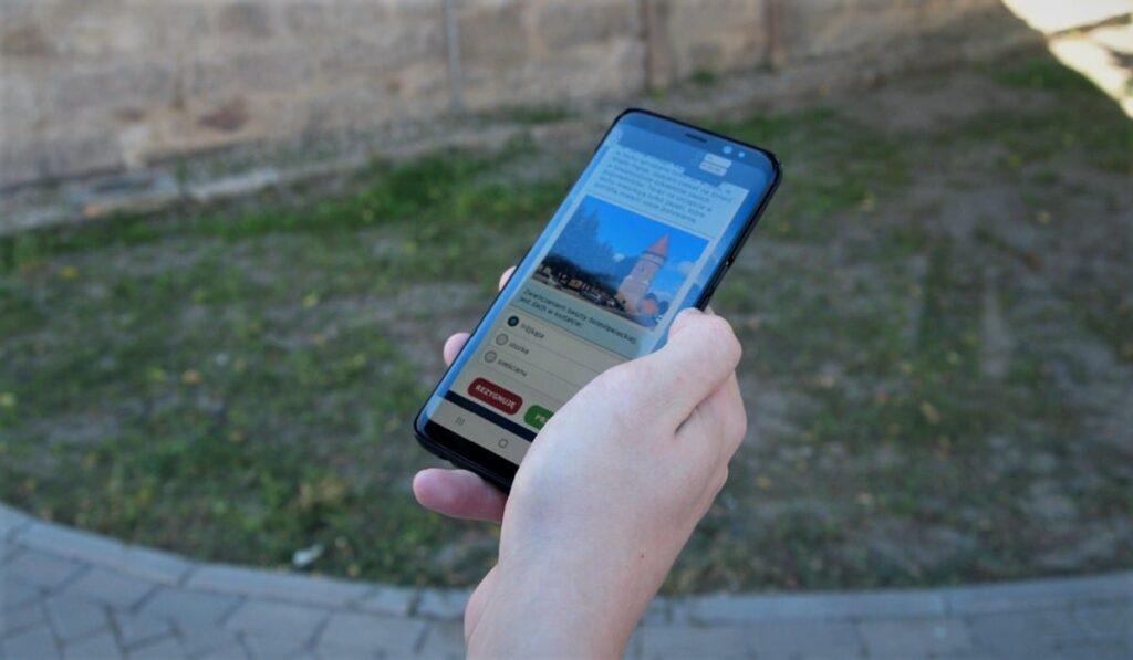 Mobilne gry edukacyjne